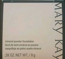 NEW MARY KAY MINERAL POWDER LOOSE FOUNDATION BRONZE 3 040992 FULL SIZE FREE SHIP