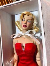 Marilyn Monroe as Pola debevoise Tonner doll fashion doll brand new 16�