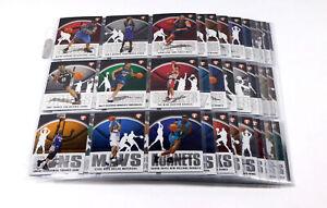 2003-04 Topps Pristine Basketball Starter Set (94 Different)