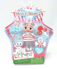 Mini Lalaloopsy Figure Doll Mint E. Stripes Exclusive Girls Toy Candy Wrapper