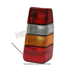 For Volvo 240 245 265 Passenger Right Taillight Assembly AFTERMARKET 1372442