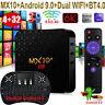 MX10+ 6K Android 9.0 4+32G Keyboard I8 Quad Core 2.4/5G WIFI Smart TV BOX BT4.0