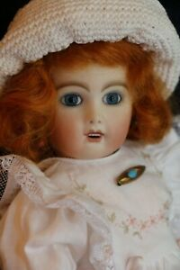 Sally Cutts Depose Tete Jumeau French Doll Reproduction 2001 Signed Artist Doll