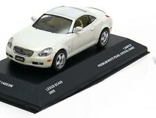 1:43 J-Collection Lexus SC430 Convertible closed 2005 white