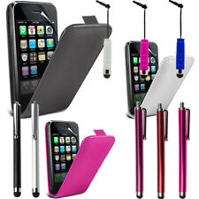 Protective Case For Apple IPHONE 3G/3GS Stylus Phone Flip Case Cover