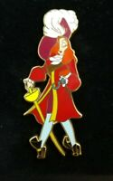 Disney Shopping JESSICA Rabbit Dressed CAPTAIN HOOK Halloween Costume Pin LE300