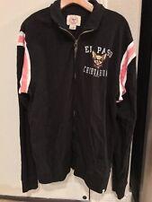 EUC 47 Brand El Paso Chihuahuas Padres Full Zip Jacket Mens Size XL