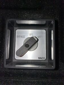 Baco PR26 40 A With Recessed Bezel