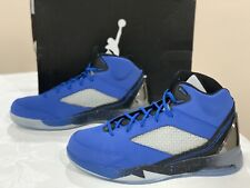 Nike Air Jordan Flight Remix Shoes, Size 11, Sport Blue 679680-403