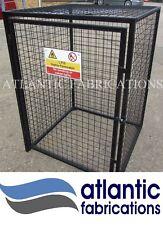 4 X 47 Propane LPG Gas Cage Cylinder - Bottle Storage 1400 X 1000 X 1000