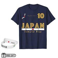 Russia World Cup 2018 Japan Jersey Top Shirt Football Soccer Uniform Size L