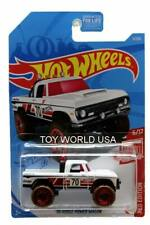 2021 Hot Wheels #3 Red Edition '70 Dodge Power Wagon