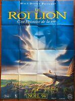 Plakat Le König Löwe Walt Disney Zeichentrick Kinderzimmer 120x160cm Vorbeugende