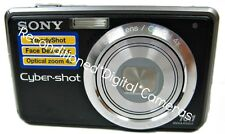 SONY Cybershot S950 BLACK RECONDITIONED DIGITAL CAMERA-CLEAR SHARP PICTURES