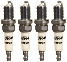 MSD Ignition 37254 Iridium Tip Spark Plug 7IR5Y 4 pack