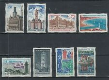 Timbres France 1966-1967 Neufs**