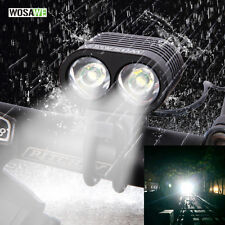 WOSAWE Bike Light Lamp 2400 Lumen CREE XML T6 LED Cycling HeadLight Headlamp