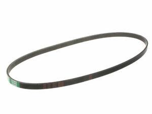 Air Conditioning Multi Rib Belt fits GMC Yukon XL 2500 2000-2008 6.0L V8 54TYNP