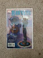 HAWKEYE #1 MARVEL COMIC NICIEZA RAFFAELE 2003 NM