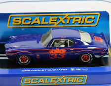 Scalextric C3065 1970 Chevy Camaro Dick Hoffman Slot Car 1/32