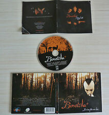 RARE CD ALBUM DIGIPACK BONETCHA JE N'IRAI PLUS AUX BOIS 15 TITRES 2004