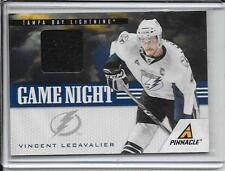 11-12 Pinnacle Vincent Lecavalier Game Night Jersey # 49