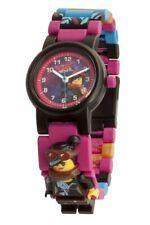 LEGO MOVIE - KID'S LINK WATCH - WYLDSTYLE - BRAND NEW 8021452