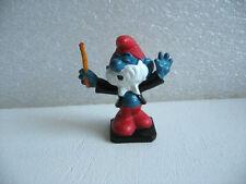 VINTAGE FIGURINE GRAND SCHTROUMPF SCHLEICH 1977 PEYO SCHTROUMPFS smurfs F92