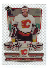 07-08 McDonalds Mikka Kiprusoff In the Crease #ICMK