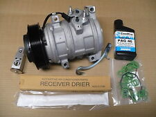 2002 2003 2004 2005 2006 TOYOTA CAMRY (2.4L only) NEW A/C AC COMPRESSOR KIT