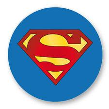 "Pin Button Badge Ø25mm 1"" Superman DC Comics Super Heros JLA Justice League"