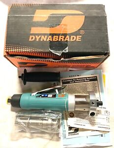 Dynastraight Finishing Tool 1hp Straight-Line Rear Exhaust 13509 USA Made