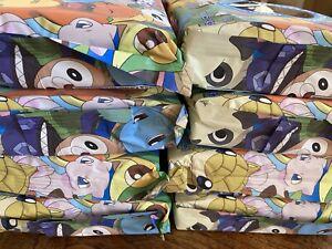 Oreo Pokemon  Chocolate Sandwich Cookies 15.25oz LIMITED EDITION Lot Of 8