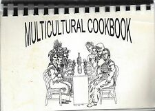 BATTLE CREEK MI 1997 ETHNIC *MULTICULTURAL COOK BOOK *FEDERAL CENTER *MICHIGAN