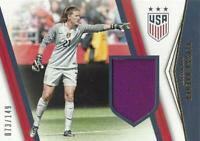 2016 Panini USA Soccer Materials - USMNT & USWNT - Guaranteed Authentic - Pick