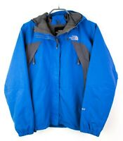 THE NORTH FACE Women Jacket HyVent Waterproof Hooded Coat Size L DZ408