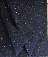 Manta de lana lana cuadros, colcha, cubierta SOFA 138x180 cm 100% Lana
