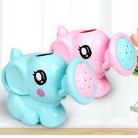 Children Kids Baby Swimming Bath Toys Cute Elephant Watering Pot Showering
