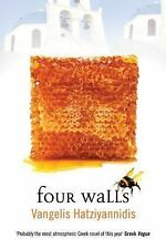 FOUR WALLS - NEW PAPERBACK BOOK