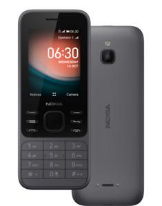Nokia 6300 4G LTE GSM Factory Unlocked Hotspot At&t Metro Tmobile VoLTE Whatsapp