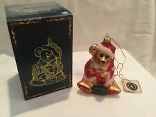 "Boyds Bears ""The GlassSmith Collection"" Ornament-Retired-Le Northstar"