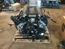 2015 MUSTANG GT 5.0 COYOTE COMPLETE ENGINE 6 SPEED MANUAL PULL OUT 66K MILES
