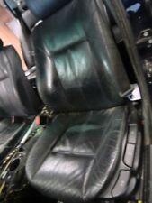 bmw e39 e38 fahrersitz leder sitz schwarz ledersitz manuell verstellbar