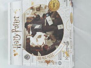 Harry Potter 1000 piece Jigsaw 69cm x 51cm - New - Unopened