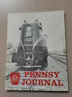 Pennsy Journal #2 1981 Spring PRR Turn of the century business cars