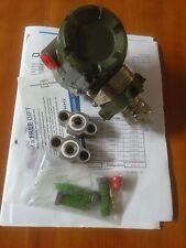 YOKOGAWA EJA530A STYLE S2 PRESSURE TRANSMITTER, -EDS7N-07NN/FF1/D1, WARRANTY