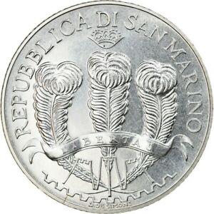 ST MARIN 2007 : Pièce de 5€ argent