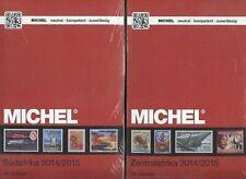 Michel Übersee Banda 6 Piezas 1+ 2 2014/2015 39. Edición en Color Nuevo