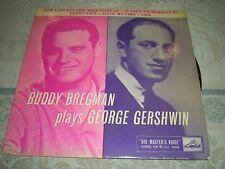 BUDDY BREGMAN  - PLAYS GEORGE GERSHWIN = HMV 7EG 8343