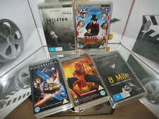 PSP UMD VIDEO MOVIES COLLECTION  (LIKE NEW)